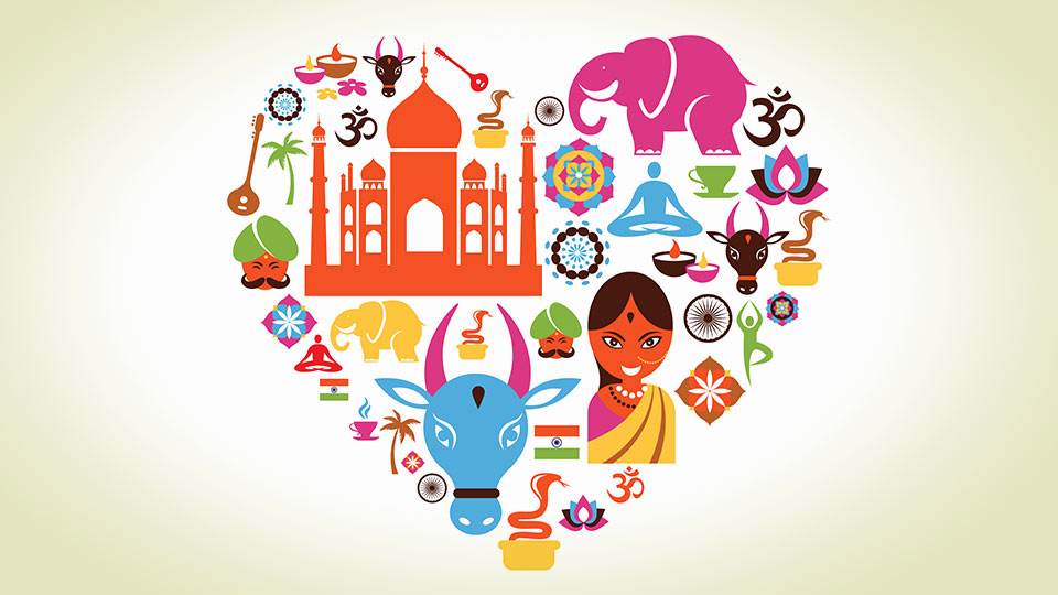 essay on changing india