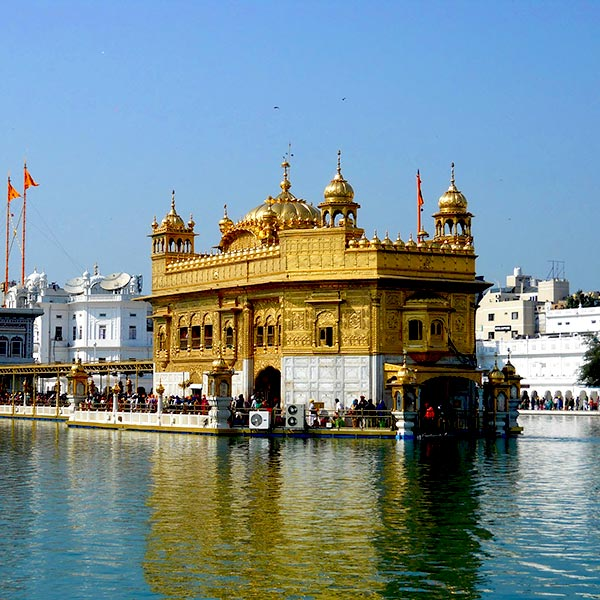 Private Golden Triangle Tour With Amritsar