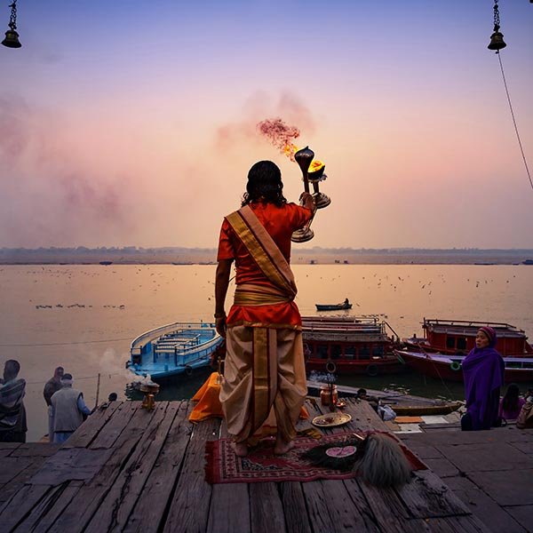 Rajasthan Sightseeing Tour with Varanasi