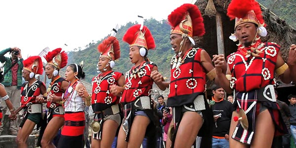 ACTIVITIES DURING MONGMONG FESTIVAL