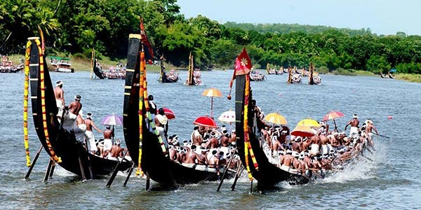 Experience a blend of culture and entertainment with boat races