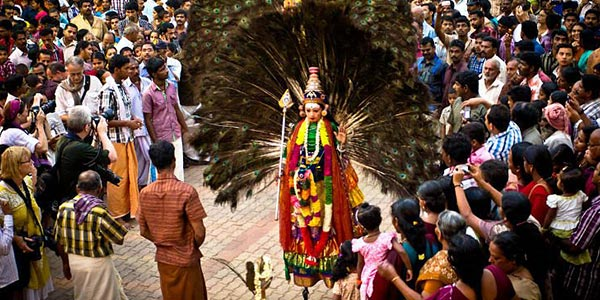Soak in the culture and the rituals of Kerala