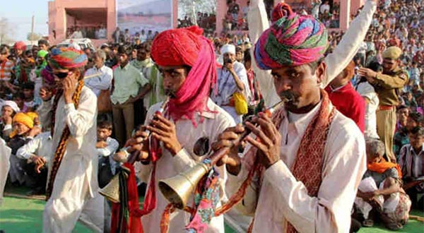 Cultural Activities during Baneshwar fair
