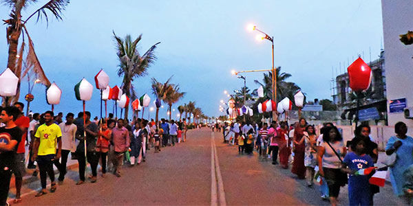 Celebrate the national day of France, the Pondicherry style!