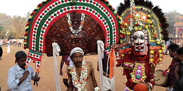 Chinakkathoor Pooram Festival of Kerala
