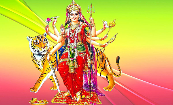 Celebrate the victory of good over evil on the joyous occasion of Dussehra Durga Puja festival
