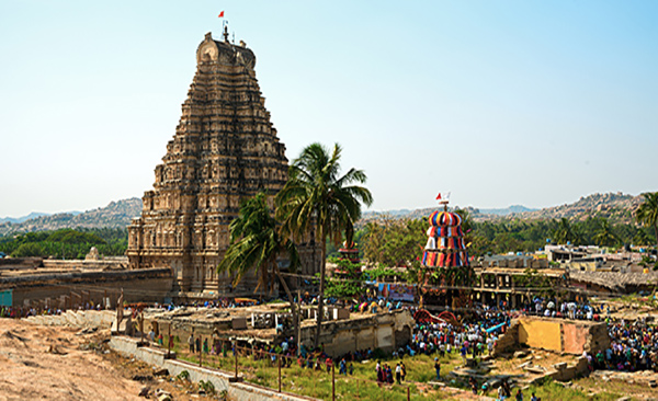 Hampi festivals in Karnataka India