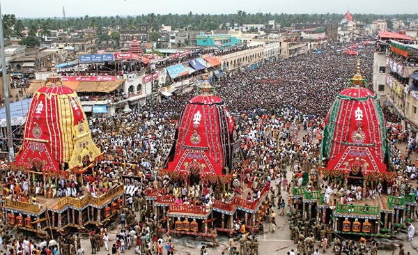 Partake in the Jagannath Rath Yatra Puri and Witness the grandness of divinity