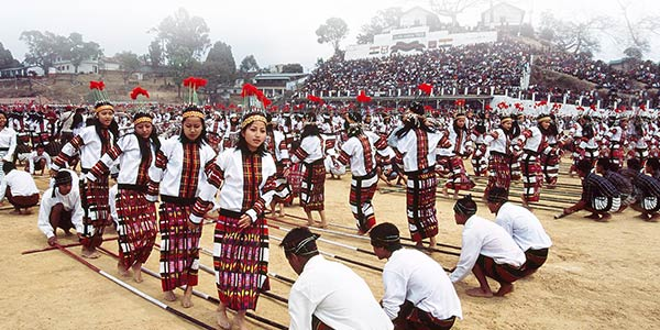OVERVIEW OF THE KUT FESTIVAL OF MANIPUR