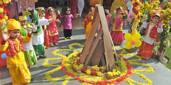 Lohri Festival in India 2021- India-Tours