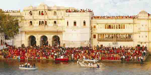 Visit the royal city of Jodhpur and participate in the joyous occasion of the Marwar