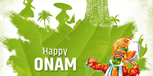 The celebrations of Onam