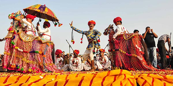 Brighten Up Your Spirits in the Vibrant Colors of Pushkar Fair