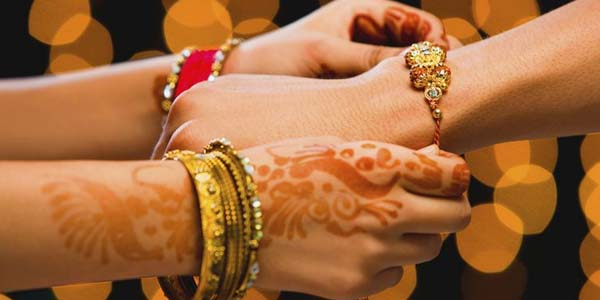 The significance of Raksha Bandhan among various religions in India.