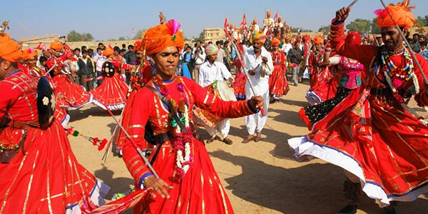 The perfect heritage site to witness the Indian rural art and culture.