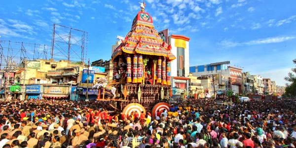 About Teppam Festival