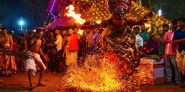 The festivities and the rituals