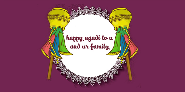 Participate in the joyous occassion of Ugadi, the Indian new year celebrations in Southern India