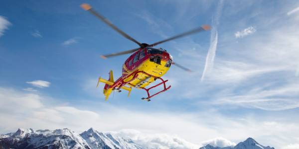 Heli-Taxi put in motion between Shimla and Chandigarh