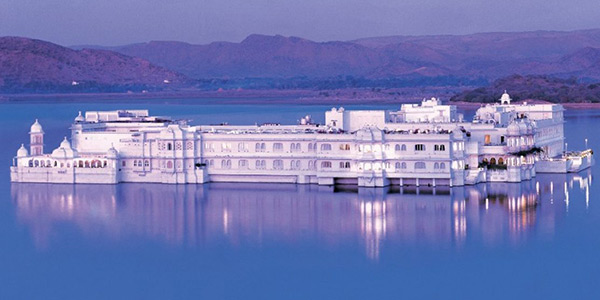 Two Taj Palace hotels are among the world's top 10
