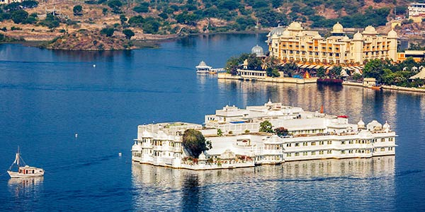 Taj Lake Palace is World's Most Romantic Hotel