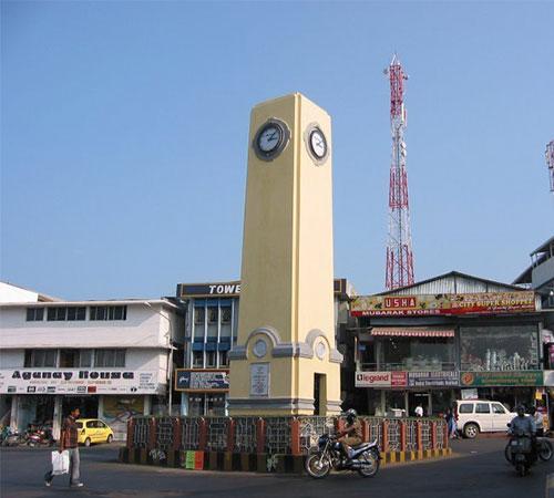 Aberdeen Clock Tower