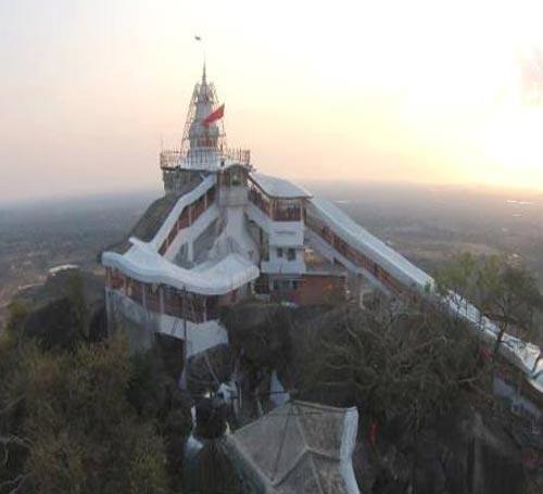 Maa Bamleshwari Temple