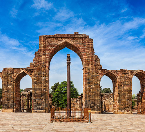 Iron Pillar / Ashoka Pillar