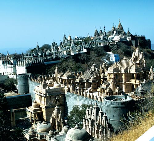 Shatrunjaya Hill Temples