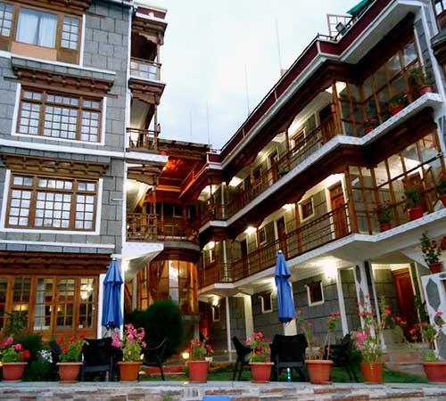 Leh Royal Palace