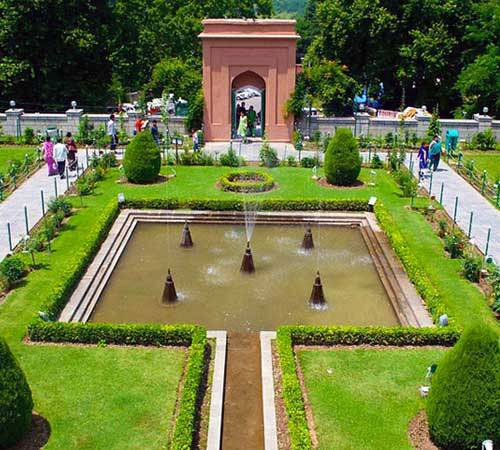 Shalimar Bagh Mughal Garden