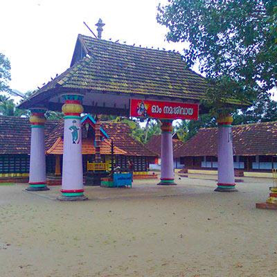 Thiruvizha Mahadeva Temple