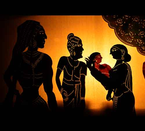 Tholpavakoothu - The Shadow Puppet Play