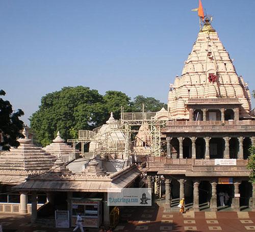 Shri Mahakaleshwar Jyotirlinga Temple