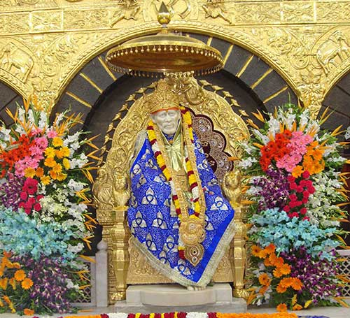 Shirdi Temple/Sai Baba Samadhi Mandir