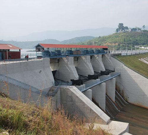 Khuga Dam