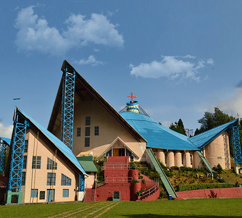 Cathedral of Kohima