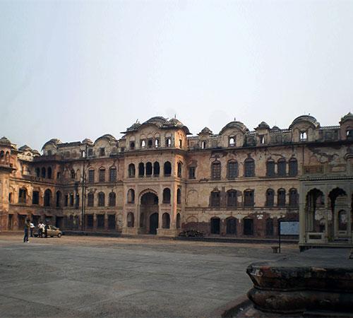 Qila Mubarak Fort Complex