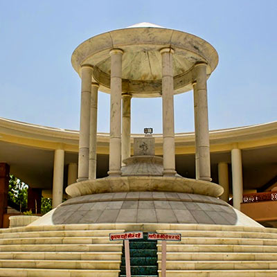 Acharya Tulsi Samadhi Sthal