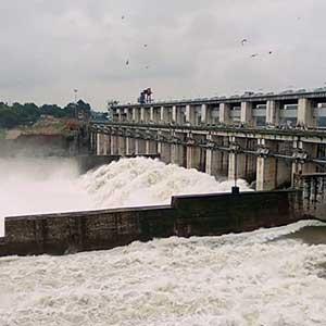 Kota barrage dam