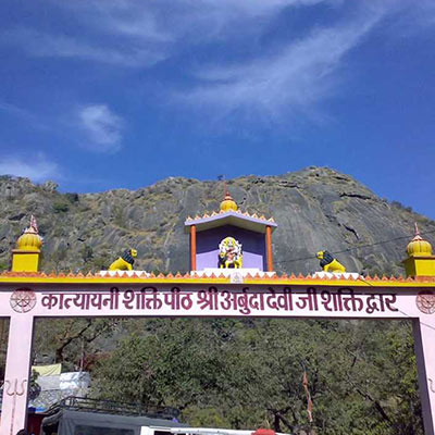 Arbuda Devi Temple