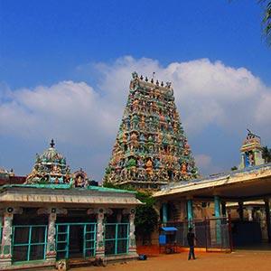 Vairavanpatti Temple