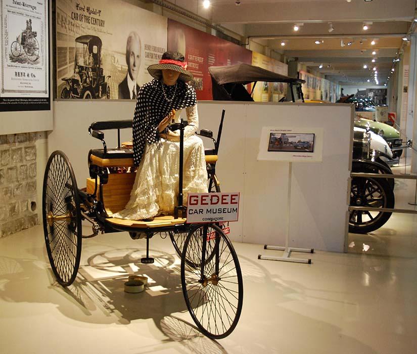 G. D. Naidu Museum
