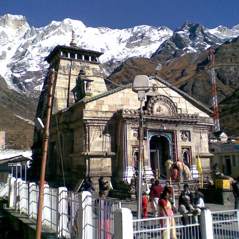 Uttarakhand Hindu pilgrimage sites