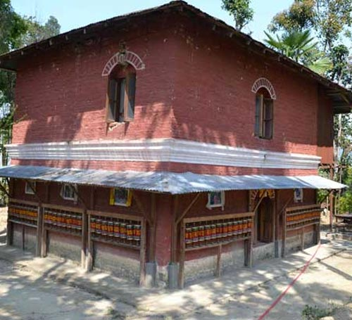 The Lepcha Museum
