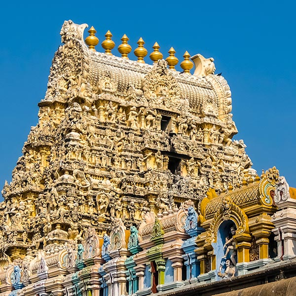 6 Days Tamil Nadu Holiday Package