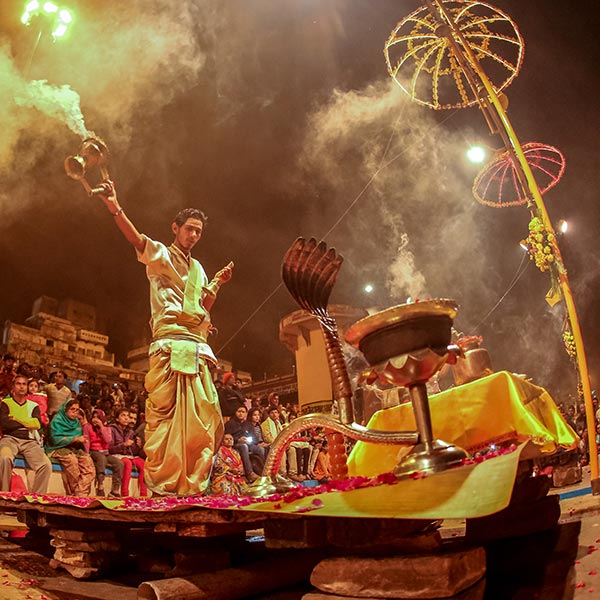 Golden Triangle Fam Tour with Varanasi