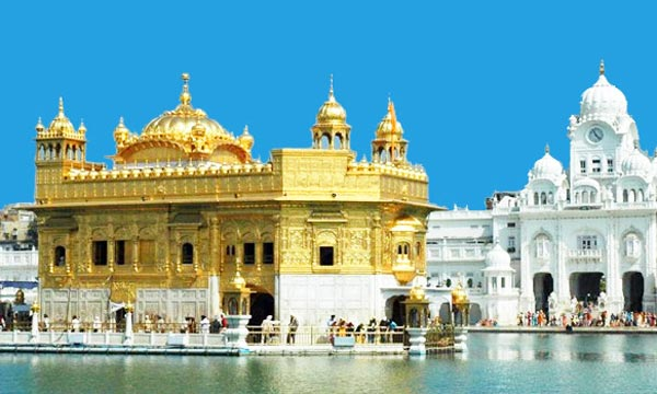 Golden Triangle Tour from Amritsar