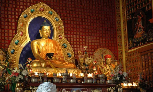 India and Nepal Buddhist Travel Package
