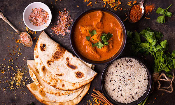 Culinary tour of North India